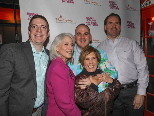 Photo Coverage: BRIGHT COLORS AND BOLD PATTERNS Celebrates Opening Night