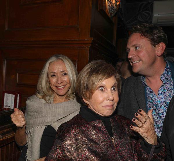 Eda Sorokoff, Riki Kane Larimer, Drew Droege Photo