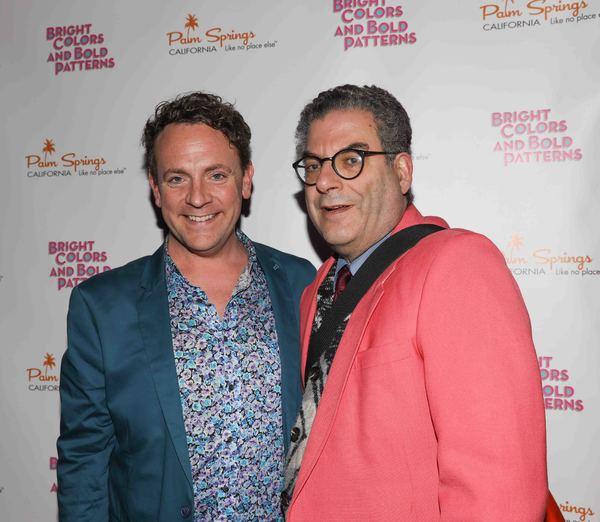 Drew Droege & Michael Musto Photo