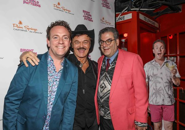 Drew Droege, Randy Jones, Michael Musto