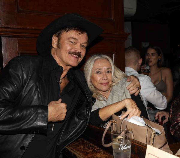 Randy Jone & Eda Sorokoff