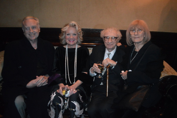 Ed Dixon, Christine Eborsole, Sheldon Harnick, Margie Harnick