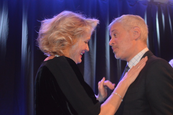 Christine Ebersole and Scott Frankel Photo
