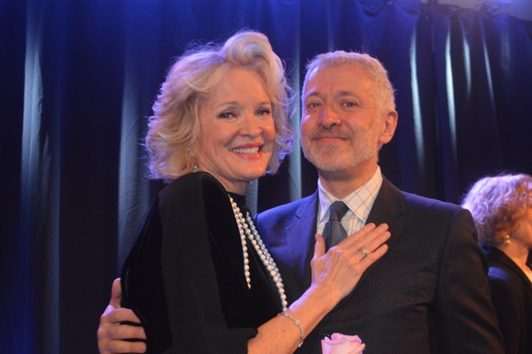 Christine Ebersole and Scott Frankel