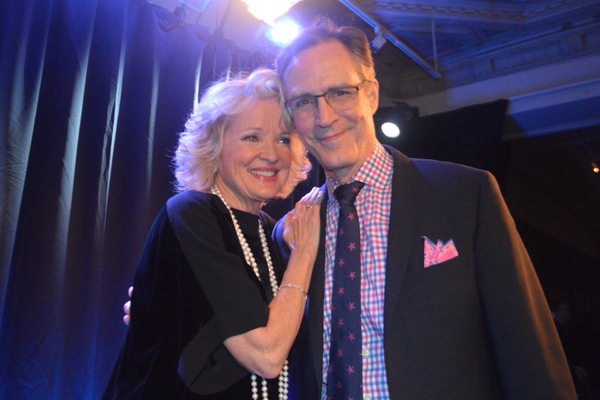 Christine Ebersole and Howard McGillin