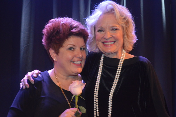 Photo Flash: Sheldon Harnick, James Snyder, Klea Blackhurst and More Celebrate Christine Ebersole at Encompass New Opera Theatre Gala