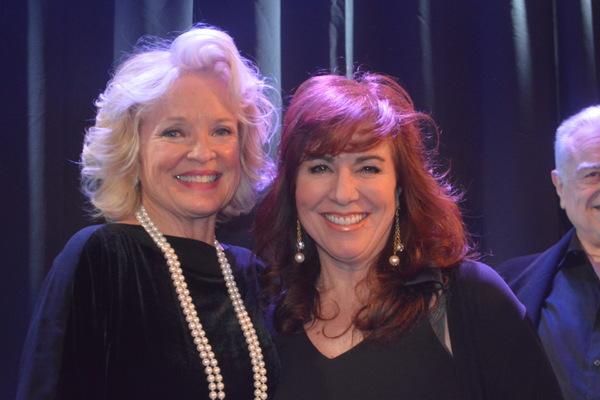 Christine Ebersole and Debbie Gravitte