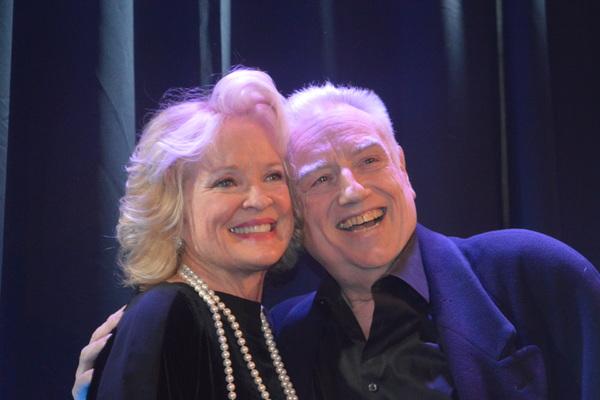 Christine Ebersole and Ed Dixon