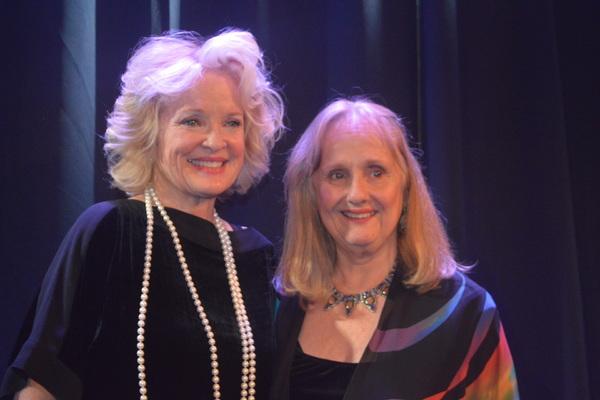 Christine Ebersole and Nancy Rhodes