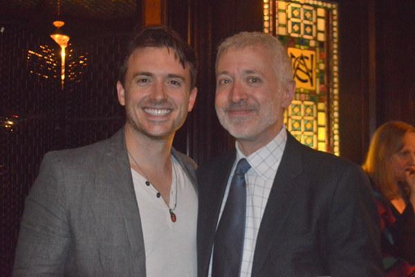 James Snyder and Scott Frankel Photo