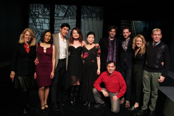 Photo Flash: Zhu Yi's A DEAL Celebrates Opening Night at Urban Stages
