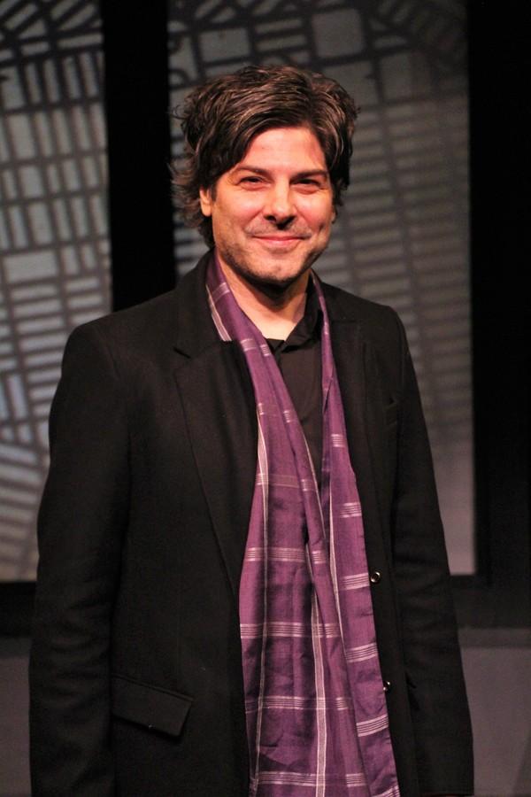 Director John Giampietro
