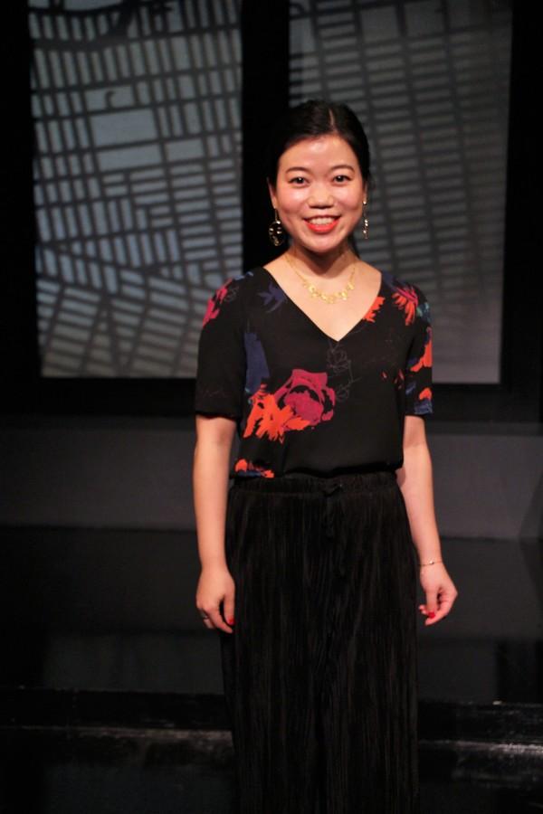 Playwright Zhu Yi Photo