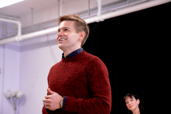 Photo Coverage: Go Inside Rehearsal for KRIS KRINGLE THE MUSICAL!