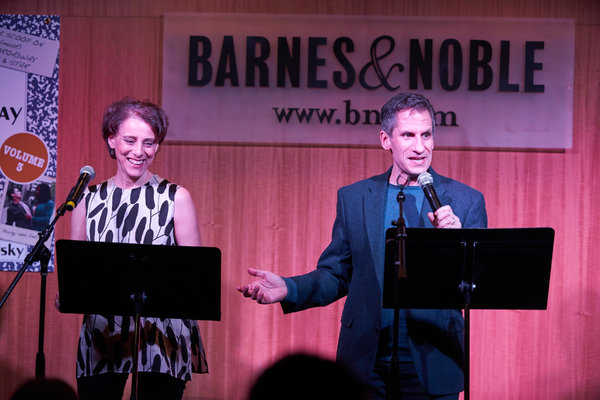 Judy Kuhn and Seth Rudetsky