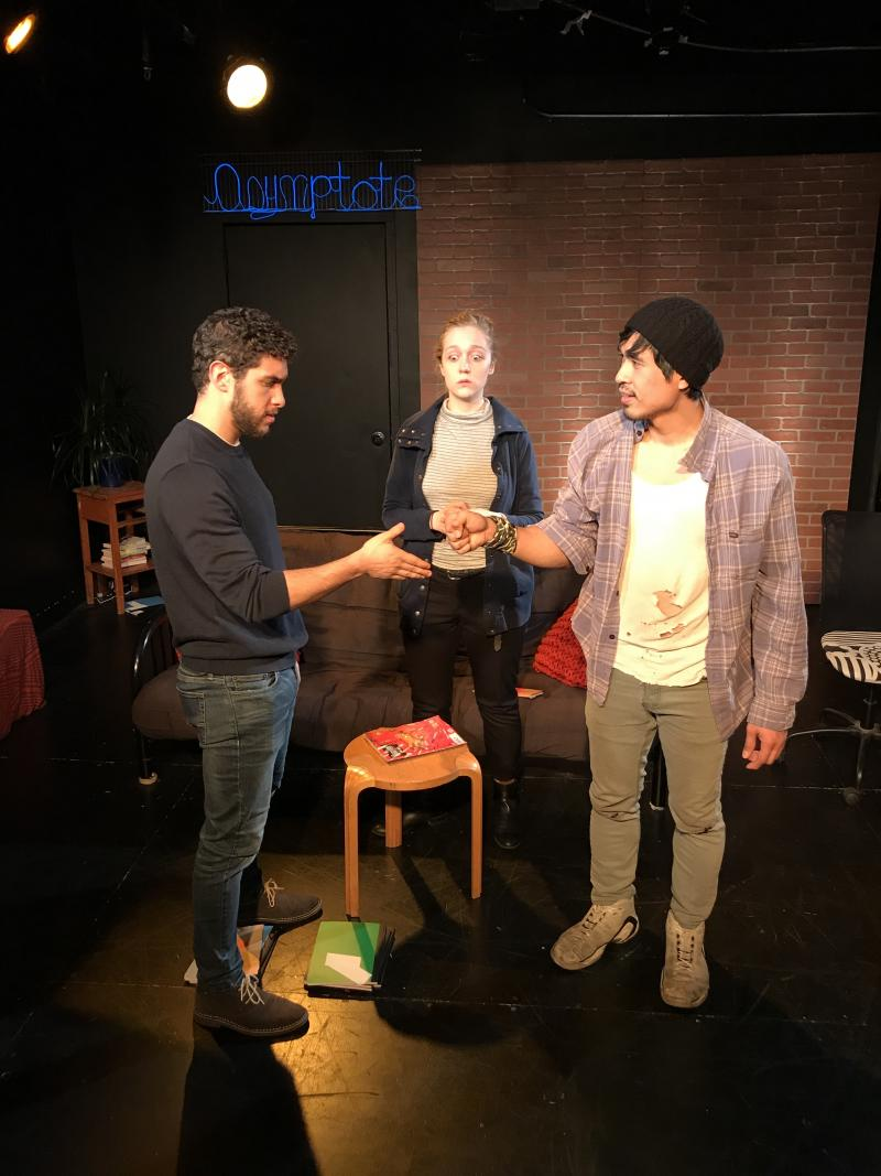 BWW Review: New Wave Theater Collective Takes a Stand with THE NEW SINCERITY