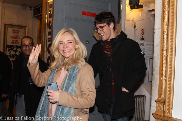 Rachel Bay Jones and Steven Levenson