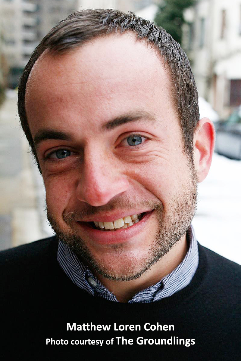 BWW Interview: The Groundling's Matthew Loren Cohen's Got the Music In Him