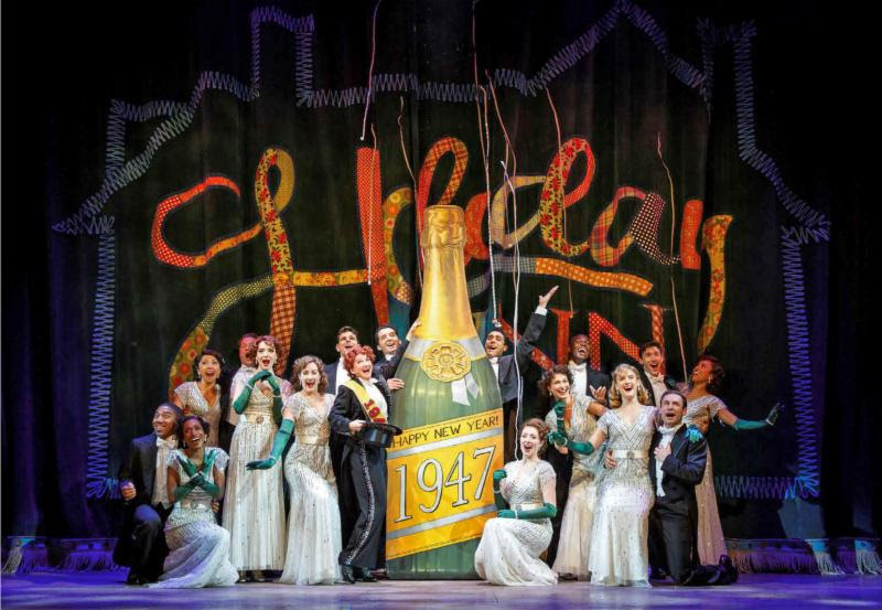DVR Alert: PBS Airs Broadway Production of IRVING BERLIN'S HOLIDAY INN Tonight