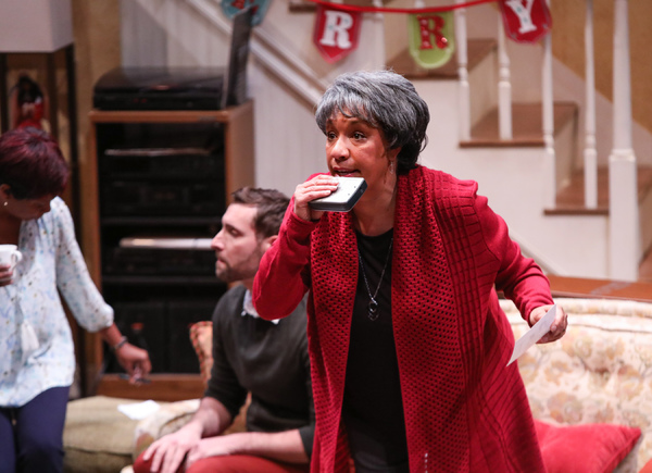 Photo Flash: First Look at DOT at PlayMakers Rep