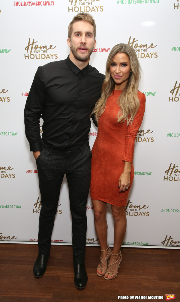 Shawn Booth and Kaitlyn Bristowe  Photo