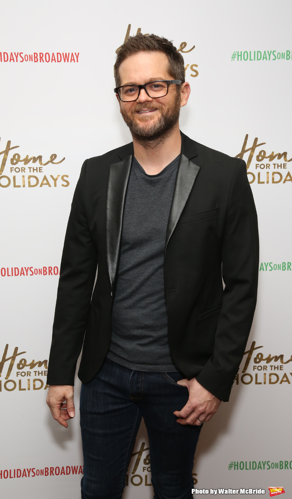 Josh Kaufman 'Home for the Holidays - The Broadway Concert Celebration' at the Copaca Photo