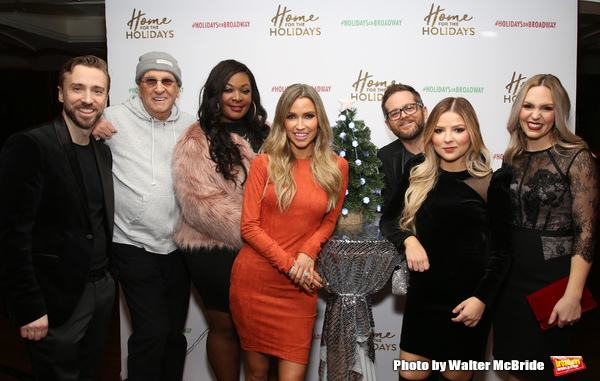 Peter Hollens, Danny Aiello, ICandice Glover, Kaitlyn Bristowe, Josh Kaufman, Bianca Ryan and Evynne Hollens