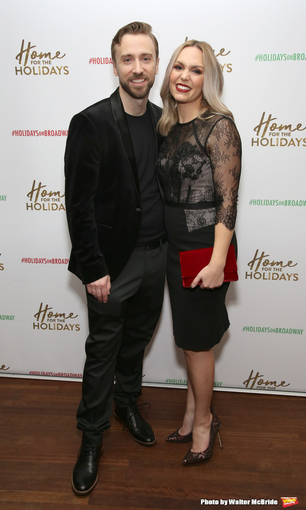 Photo Coverage: HOME FOR THE HOLIDAYS Gets Festive for Opening Night!