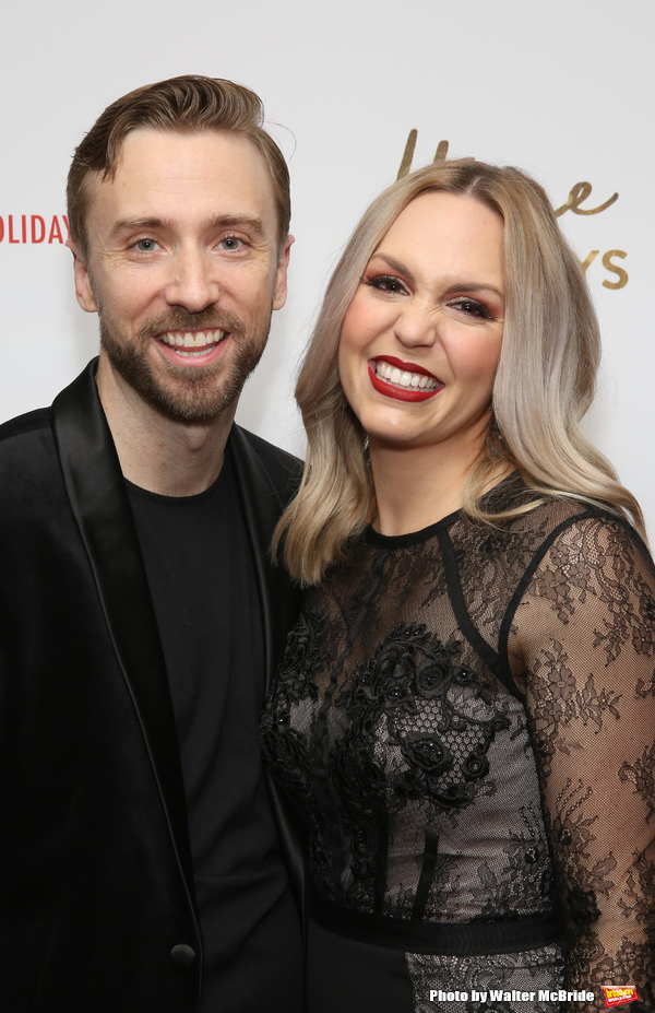 Peter Hollens and Evynne Hollens Photo