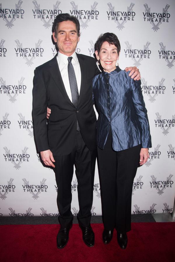 Billy Crudup and his mother Georgann Crudup