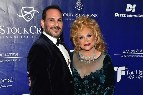 Dr. Craig Rosenblum and his mother Sheri Rosenblum, Gala Chair