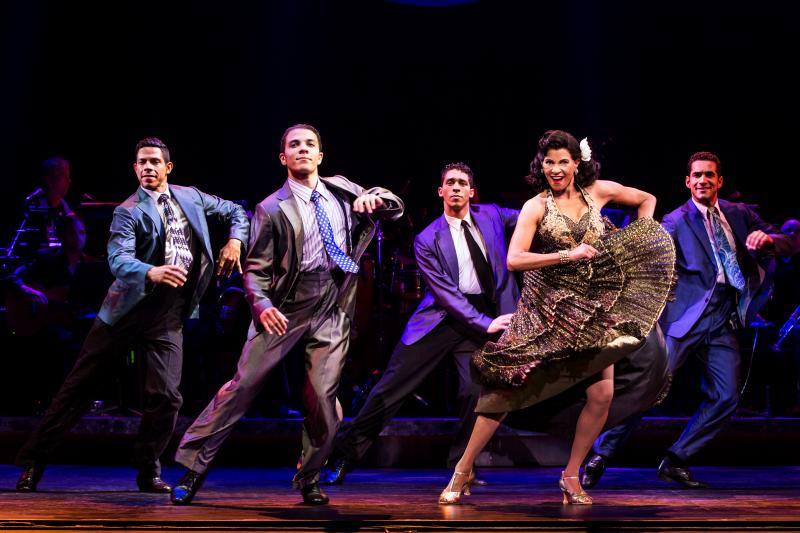 BWW Review: ON YOUR FEET! Electrifies Audiences at The Hobby Center