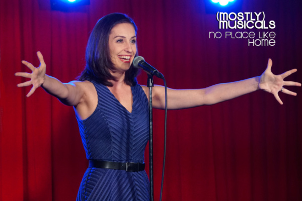 Photos: (mostly)musicals: No Place Like HOME at Upstairs At Vitello's