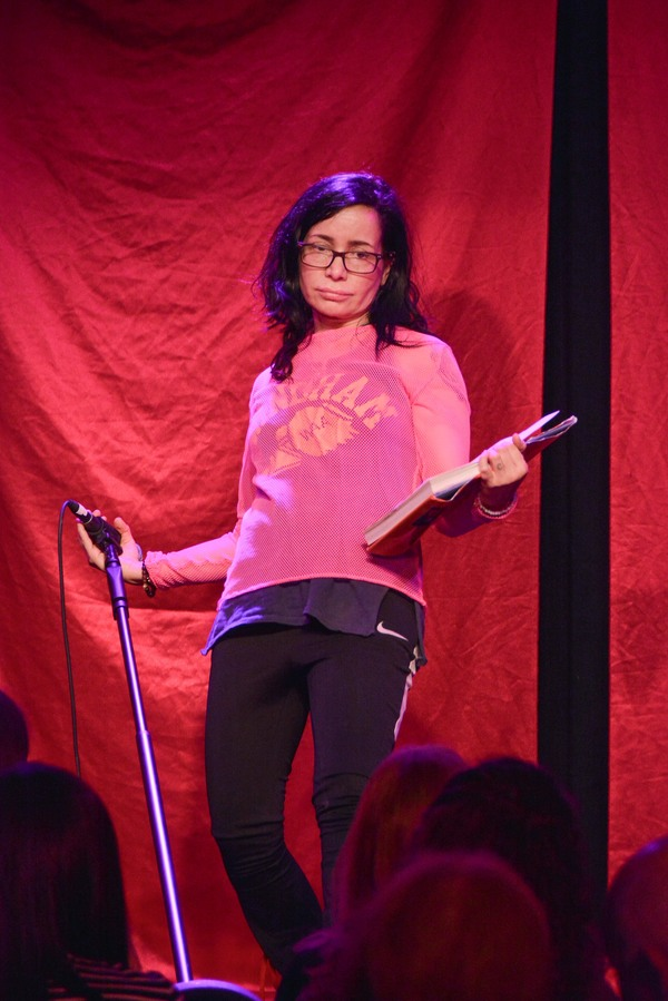 Photo Flash: Janeane Garofalo, Cady Huffman and More Bring CELEBRITY AUTOBIOGRAPHY to the Triad