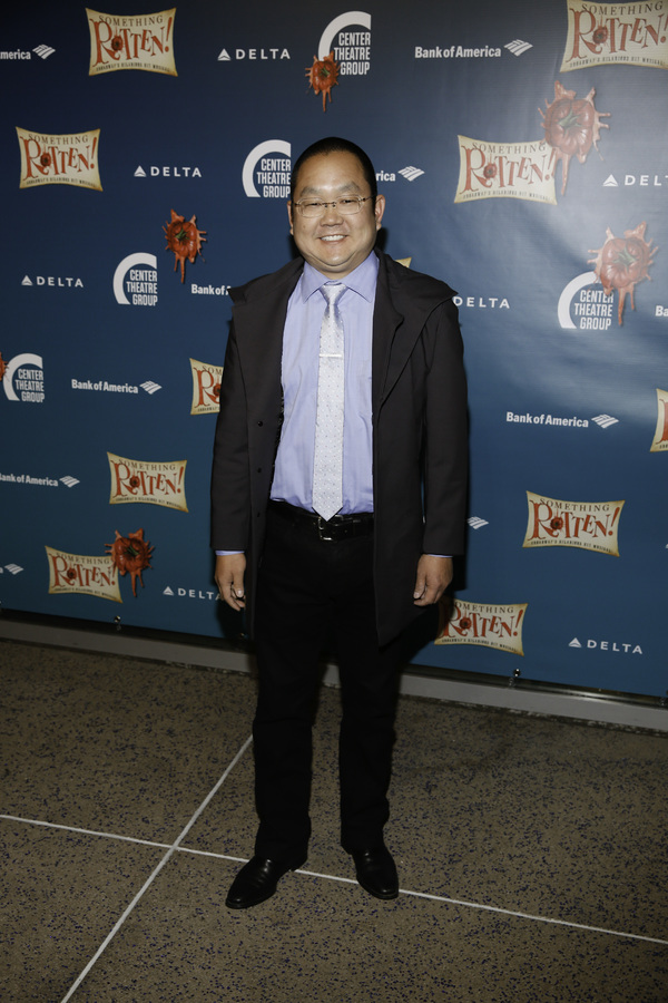 Photo Flash: SOMETHING ROTTEN! Opens at L.A.'s Ahmanson Theatre!