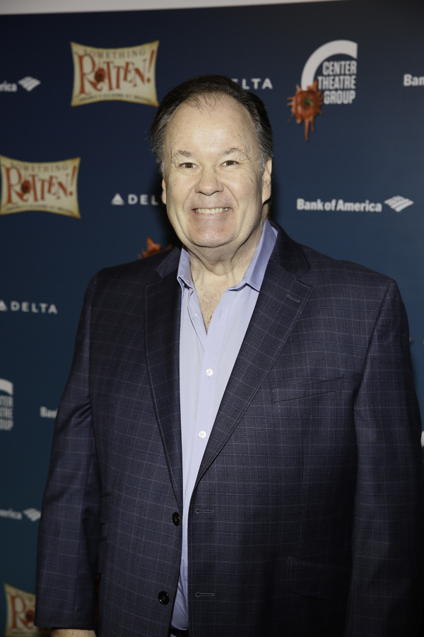 """Actor Dennis Haskins arrives for the opening night performance of """"Something Rotten!"""" at Center Theatre Group/Ahmanson Theatre on Tuesday, November 21, 2017, in Los Angeles, California. (Photo by Ryan Miller/Capture Imaging)"""