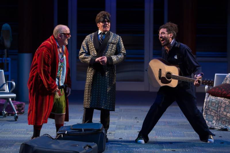 BWW Review: TWELFTH NIGHT at Shakespeare Theatre Company
