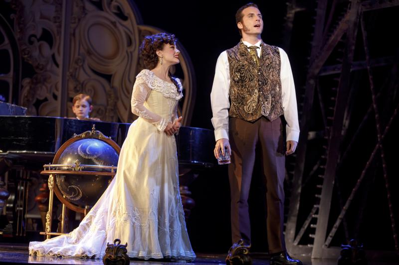 BWW Review: LOVE NEVER DIES, Except When it Does
