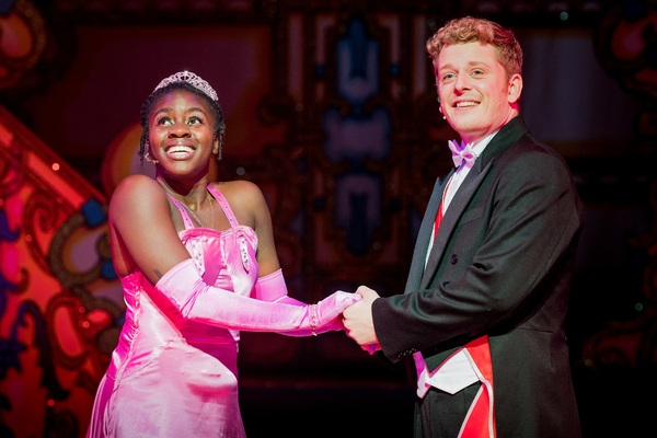 Aisha Jawando, Chris Jenkins Photo