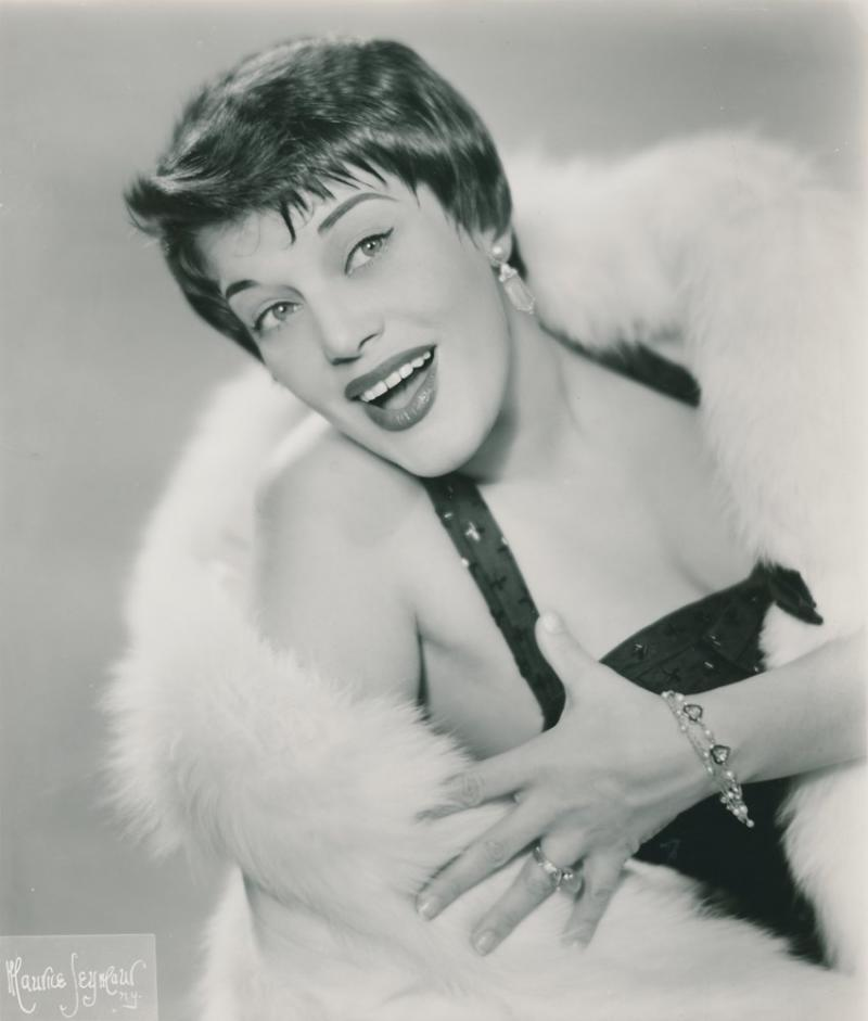 Exclusive Podcast: 'Behind the Curtain' Welcomes Golden Age Musical Comedy Star, Kaye Ballard