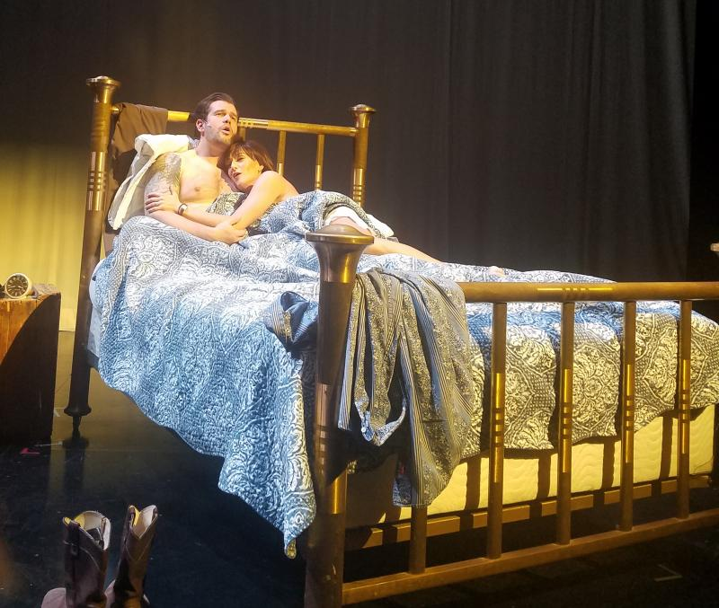 BWW Photo Flash: First Look at Utah Rep's THE BRIDGES OF MADISON COUNTY