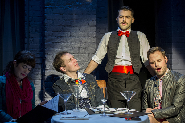 Megan Hill (as Eva), Olli Haaskivi (as Peter Gil), Tommy Heleringer (as Waiter), Tommy Russell (as John Ort)