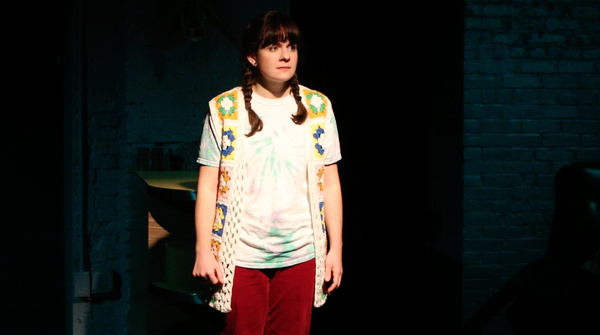 Caitlin Morris (as Laura)