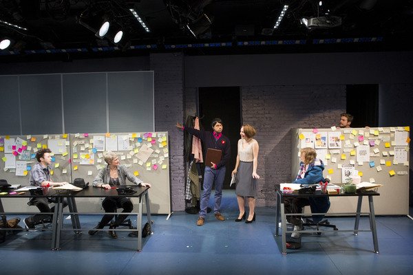 Adam Green (as Mark), Jennifer Morris (as Kate), Debargo Sanyal (as Giorgio), Jacque Emord-Netzley (as Woman), Crystal Finn (as Sherri), Austin Blunk (as That Guy)