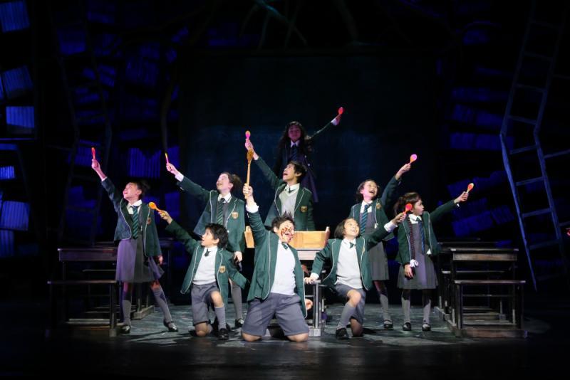 BWW Review: MATILDA Schools 'Em All