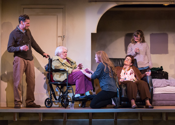 Photo Flash: First Look at Artists Rep's THE HUMANS, Performances Added