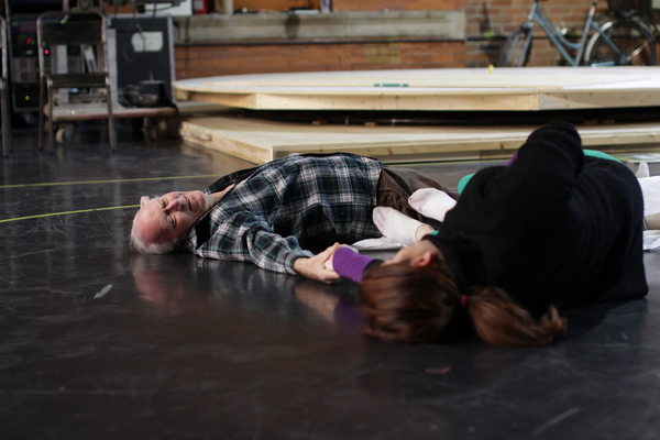 Take a Look at Rehearsal Photos of Canadian Stage's HEISENBERG