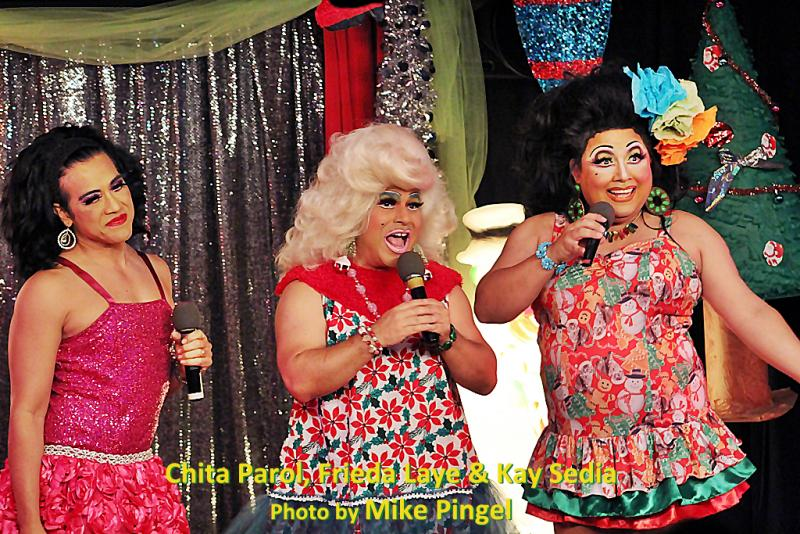 BWW Review: CHICO'S ANGELS IN FELIZ NAVIDIVAS - A Most Wonderfully Riotous Show to Jump Start Your Holiday Spirits