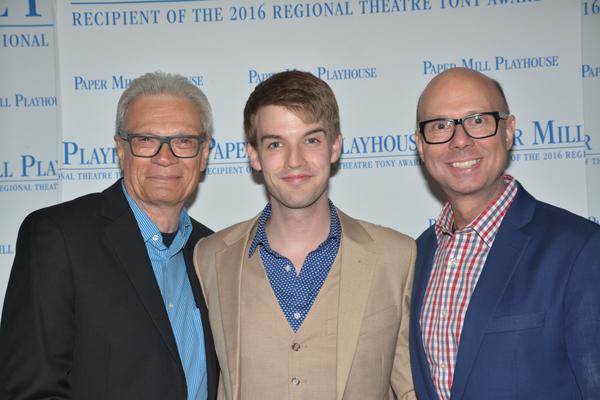 Preston Ridge, Mark Williams and Richie Ridge