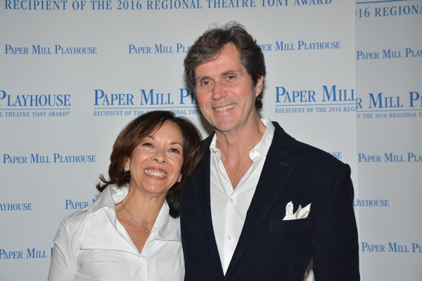 Photo Coverage: The Cast of Paper Mill Playhouse's ANNIE Celebrate Opening Night